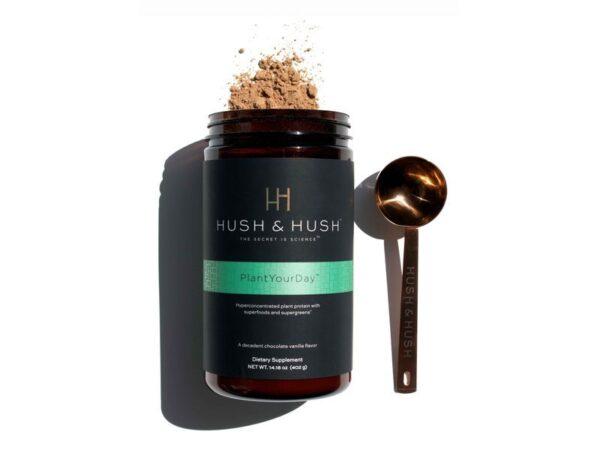 Hush & Hush - Plant Your Day